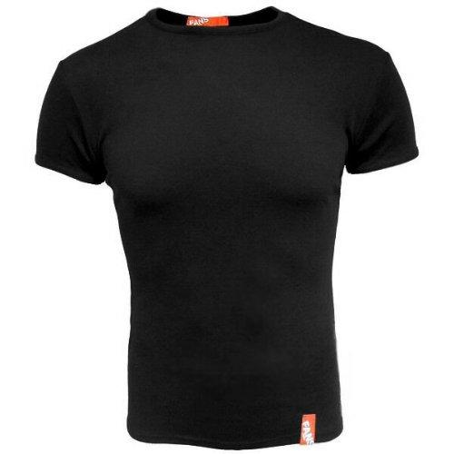 8488f7419dab3 Fans London - T-shirt - Homme Noir Noir - Noir - Noir - Large