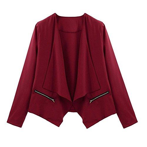 HKFV - Canotta -  donna Red S