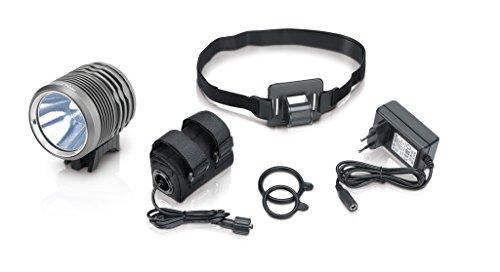 XLC 2500230000 Helmlampe, weiß, 10 x 5 x 3 cm