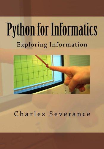 python-for-informatics-exploring-information-exploring-information-english-edition
