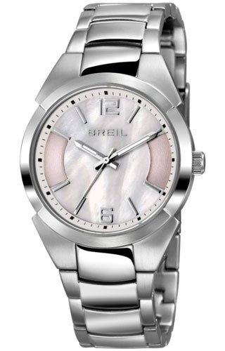Orologio breil per donna gap con bracciale in acciaio, movimento solo tempo - 3h quarzo