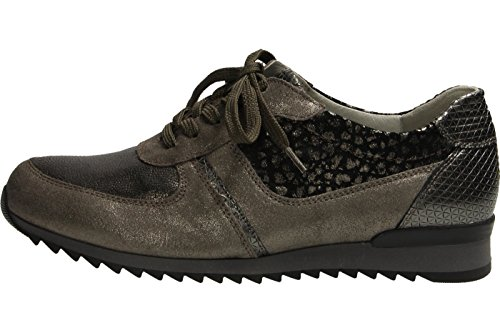 WALDLÄUFER HURLY 370004/400001 femmes Chaussures à lacets Multicolore