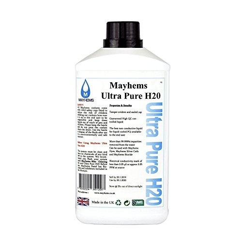 Mayhems Ultra Pure H2O - Líquido de refrigeración (1 L)