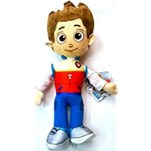 Play by Play - Peluche Niño Ryder Patrulla Canina Paw Patrol 35 cm