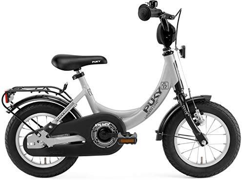 Puky ZL 12-1 Alu Kinder Fahrrad grau/schwarz