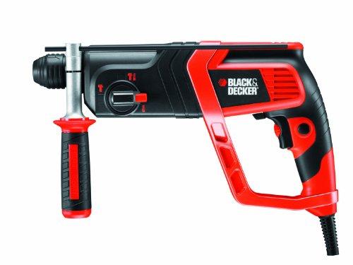 Black + Decker KD985KA-QS Perforateur Coffret avec accessoires inclus 800 W