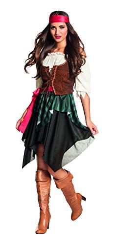 Boland Erwachsenenkostüm - Piraten Kostüm Frauen