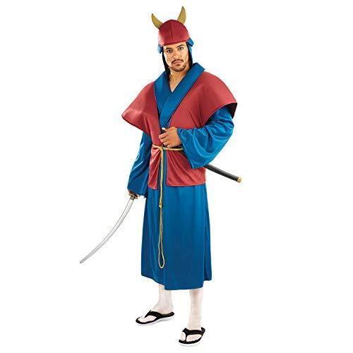 Fun Shack Herren Costume Kostüm, Samurai, m