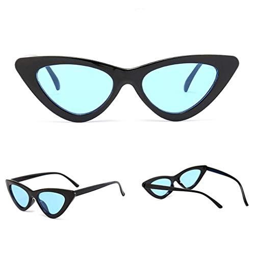 Iuhan Sunglasses Cat Eye Shades Sunglasses Integra...