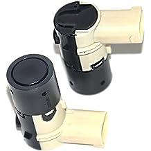 2pcs PDC Sensor de aparcamiento para BMW E39E46E60E61E65E66E83X3357serie 66206989068