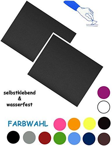 6-stuck-reparatur-aufkleber-flicken-nylon-dunkel-braun-selbstklebend-wasserabweisend-wasserdicht-sti