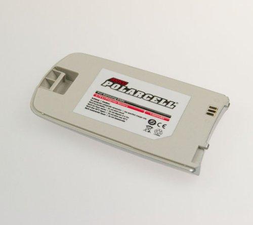 NFE² Edition Polarcell Lithium-Polymer Akku - 1300mAh - für Samsung SGH-Z400 silver