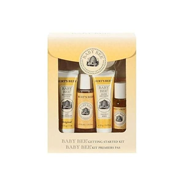 Burts Bees Baby Bee Getting Started Kit 1 box 1