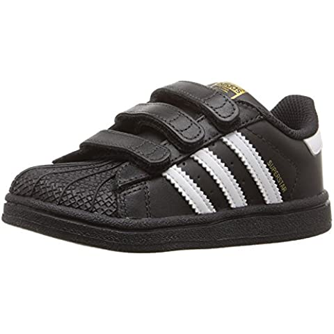 Superstar Basket Adidas, color negro