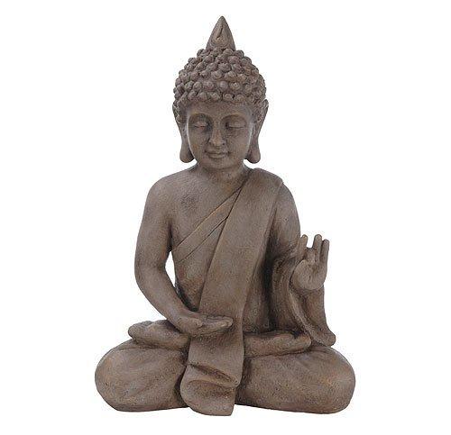 Multistore 2002 Deko Buddha sitzend H53cm
