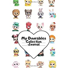 My Doorables Collection Journal