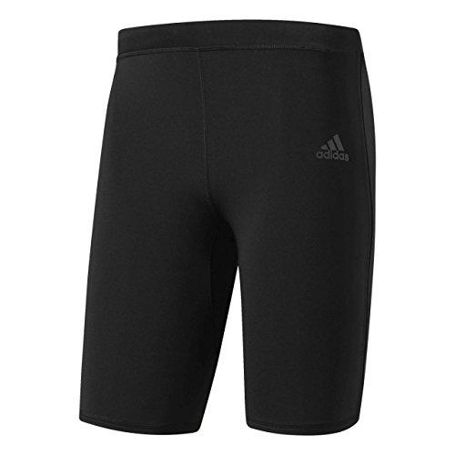 adidas Herren Response Short Tights, Black, XL