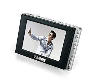 Cowon iAudio D2  MP3-/Video-Player 4 GB 6,4 cm (2,5 Zoll) Touchscreen-Display schwarz