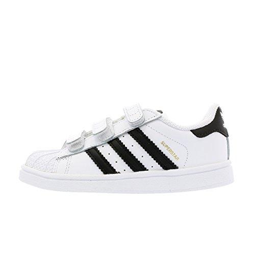 adidas Superstar CF I, Chaussures de Fitness Mixte Enfant