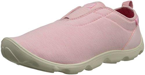 crocs Damen Duet BusyDay Hthr Ea Bootsschuhe, (Pearl Pink/Stucco), 34-35 EU