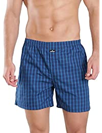 Jockey Men's Cotton Shorts (Colors May Vary)