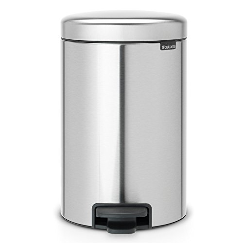 brabantia-pedal-bin-newicon-with-plastic-inner-bucket-12-litre-matt-steel-fingerprint-proof