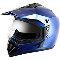 Vega - OR-D/V-MB_M Off Road D/V Blue Helmet-M
