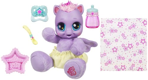 Hasbro - My Little Pony - 916321010 - Peluche Interactive - Poney Starsong