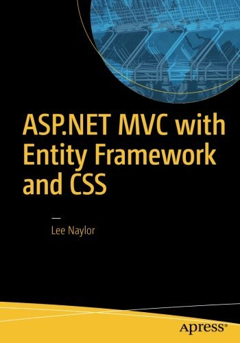 ASP.NET MVC with Entity Framework and CSS by Lee Naylor (2016-09-13)
