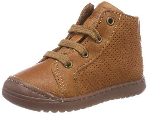 Bisgaard Unisex Baby 21805218 Sneaker, Braun Cognac 508, 22 EU