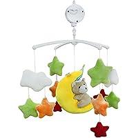 Baby Krippe Dekoration Neugeborenen Geschenk Plüsch Musical Mobile, bunt preisvergleich bei kleinkindspielzeugpreise.eu
