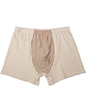 ALBOC Slip Cotone Elasticizzato Moda Morbido Pantaloncini Progettazione Magro Uomo Trunks Biancheria Intima Dei...