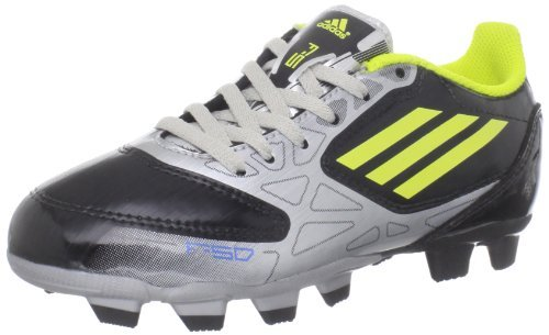 Adidas F5 TRX FG J Cleats Shoes - Solar Blue (Little Kid/Big Kid) - 2. 5