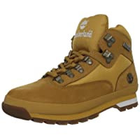 Timberland Men's Euro Boot,Wheat/White,8.5 M US