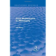 From Mathematics to Philosophy (Routledge Revivals)