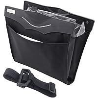 Carro de basura en bolsas de basura futuresky ® - bolsa para el elegante, para