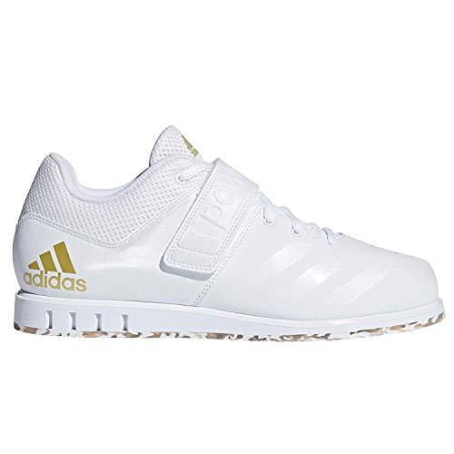 wholesale dealer 1dad7 24a17 adidas Powerlift.3.1, Chaussures de Fitness Homme, Weiß (FTWR WhiteGold