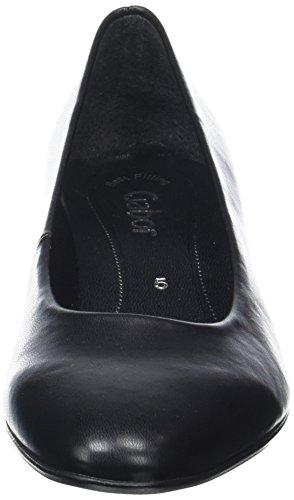 Gabor Fashion, Escarpins Femme Noir (schwarz 87)