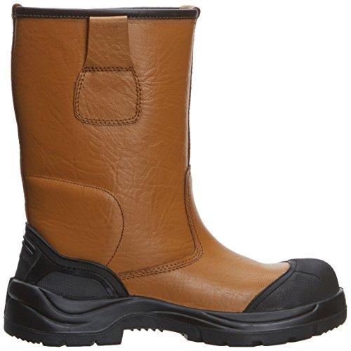 Dickies Coweta, Chaussures de sécurité homme Beige - Brun