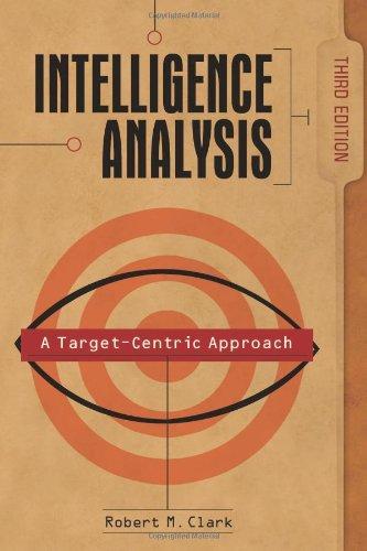 Intelligence Analysis: A Target-Centric Approach por Robert M. Clark