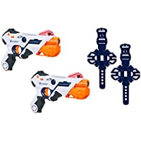 Nerf - Laser Ops Alphapoint Two Pack (Hasbro E2281EU4)