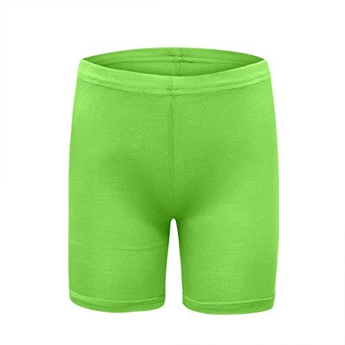 Auiyut Kinder Mädchen Pantys Nahtlos Damen Shorts Panties Sicherheits Shorts Bequem Boxershorts Slips Mädchen Pantys Größe -