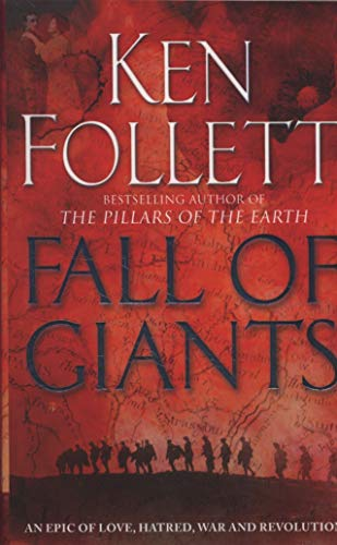 Century 1. Fall of Giants (The Century Trilogy) (Wege 1 Cds)