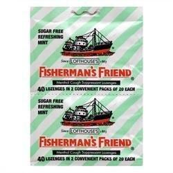Preisvergleich Produktbild Fisherman's Friend Sugar Free Mints - 12 Pack Display Case by Fisherman's Friend