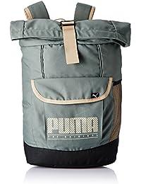 Puma Castor Grey Laptop Backpack (7500303)
