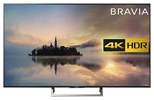 Sony Bravia KD65XE7002 65 inch 4K HDR Smart TV (X-Reality PRO for Enhanced Clarity, Texture and Detail Picture Quality, 2017 Model) - Silver