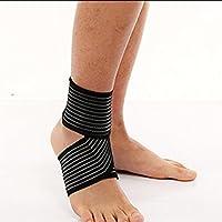 NoyoKere Knöchel Unterstützung Männer und Frauen Sport Knöchelschutz Beschützer Elastische Knöchelstütze Unterstützung preisvergleich bei billige-tabletten.eu