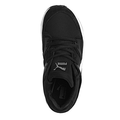 Puma Trainers - Puma Blaze Jr Trainers - Black Noir