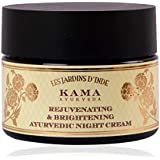 Kama Ayurveda Rejuvenating and Brightening Ayurvedic Night Cream, 50g