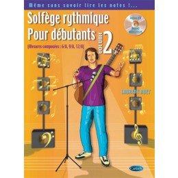 Solfege Rythmique V.2+CD